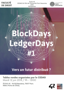 BlockDays & LedgerDays