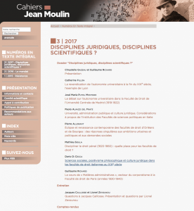 Pr RIchard_Cahier Jean Moulin 3.2017