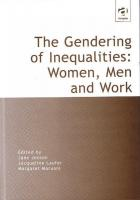 The gendering of inequalities